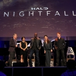 Cast of Halo Nightfall