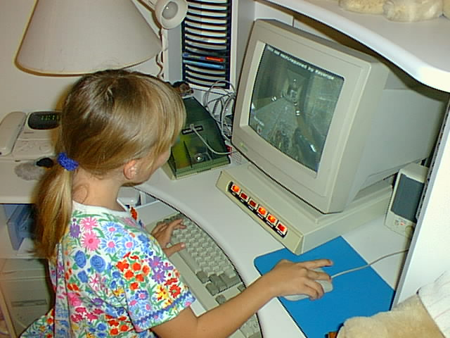 Early Gaming